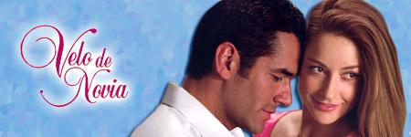 velo de novia telenovela spitting