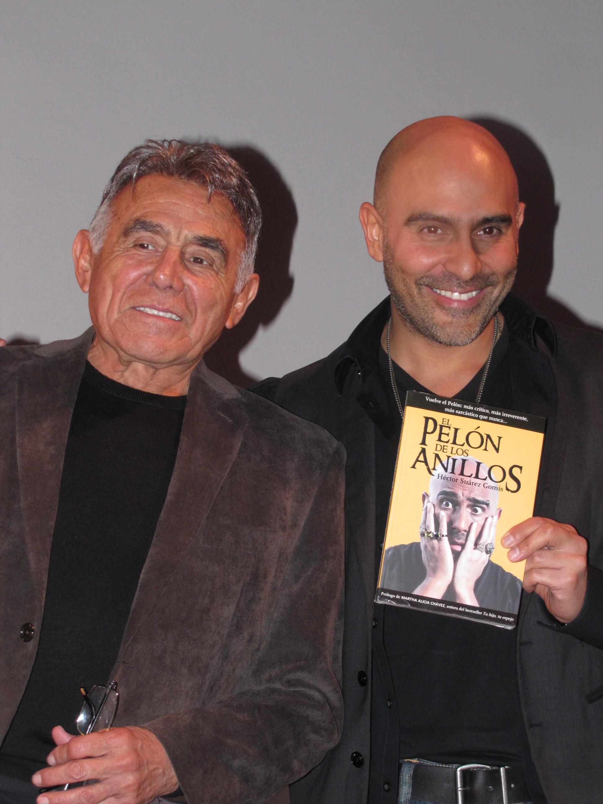 Antonio Suarez Jr Hector Vargas Friends