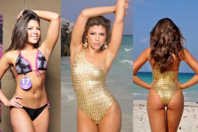 Nuestra Belleza Latina Bikini