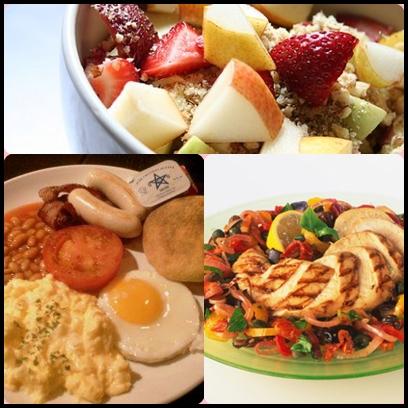 Dieta-Scarsdale-Menu