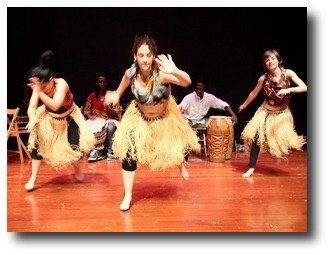 Baile-africano