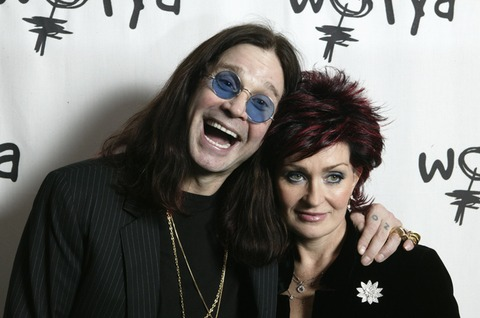 Photo of Sharon OSBOURNE and Ozzy OSBOURNE