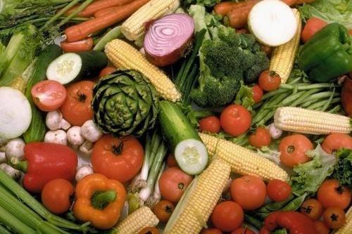 Alimentos de dieta crudivora