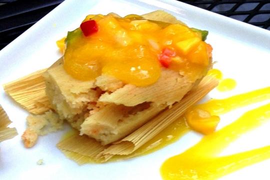 tamal mango