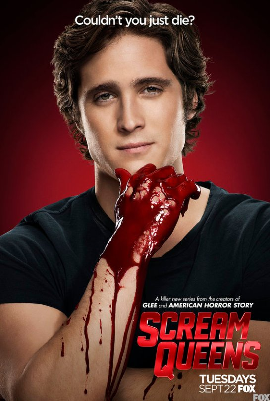 Diego-Boneta-Pete-Scream-Queens-Blood-Poster
